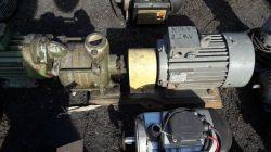 Pompa do hydroforu SW-3 2 Andrychów - uruchomienie.