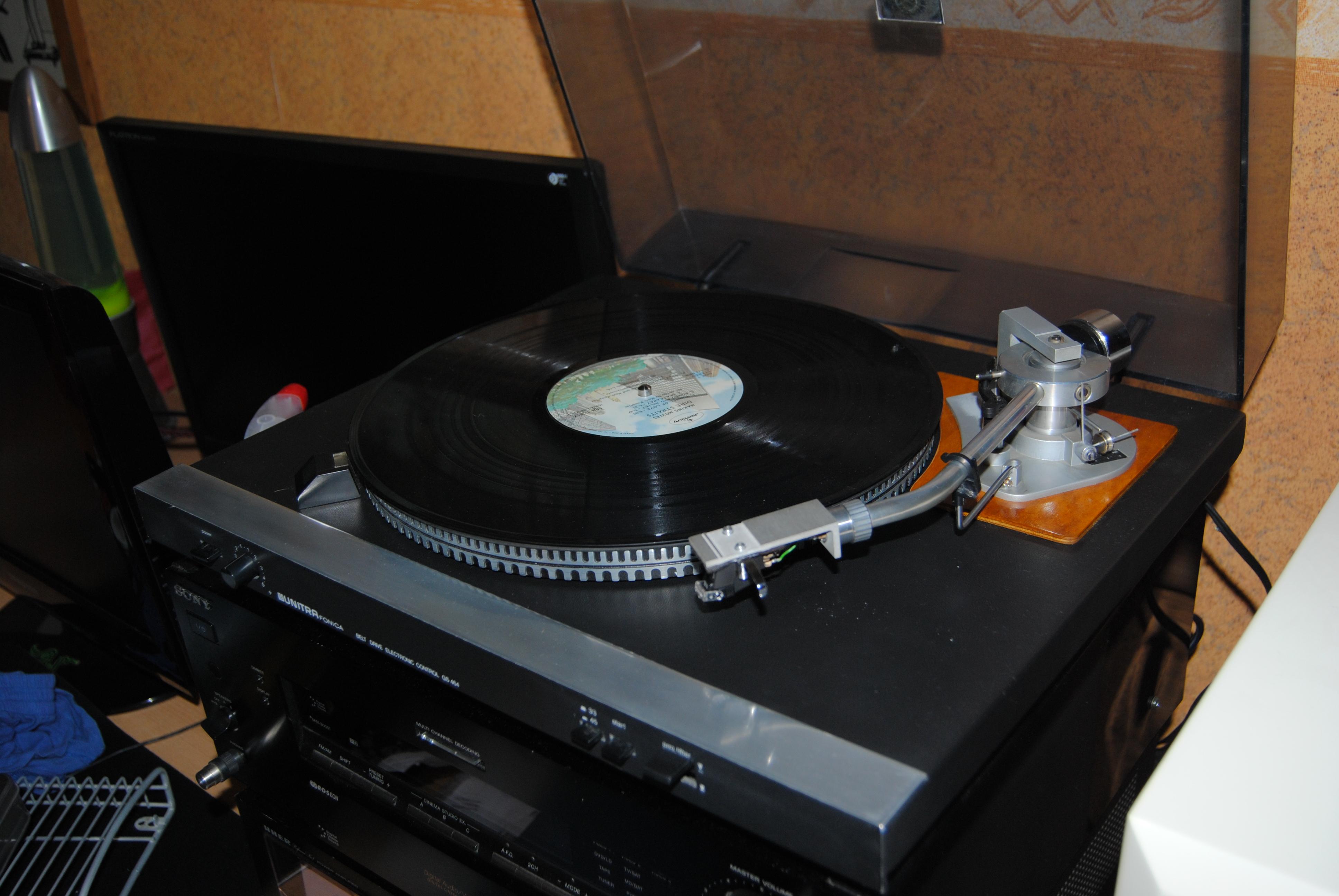 Gramofon DIY Unitra. Jeden gramofon z kilku!