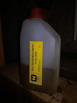 Olej transformatorowy i... izolatory?