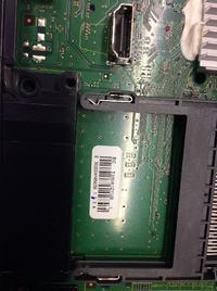 Panasonic TX-42A400E - Brak działania , szukam bina .