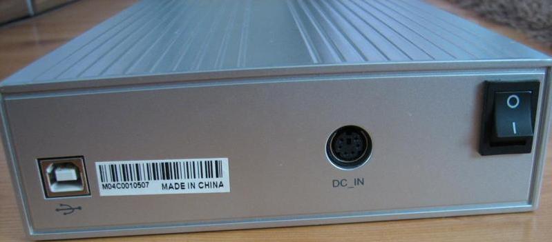 Zasilacz do DVD Plexstor USB - Gdzie mo�na  taki zasilacz znale�� ?
