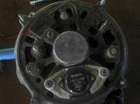 Alternator przy silniku MAN D20 '94 brak �adowania