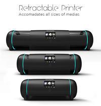 Retractable Printer - drukarka o zmiennej szerokości druku