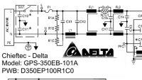 Chieftec GPS350EB - omyłkowo przełączyłem jego zasilanie z 230V na 110V