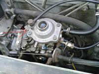 Renault Master I 2,5 DT IVECO - Brak mocy przy wyższych obrotach.