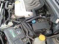 Duże spalanie gazu Opel Vectra B 1.6 16v