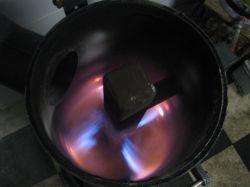 Palnik na olej przepracowany, jak zrobić?