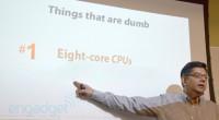 Szef marketingu Qualcomma: 8-rdzeniowe procesory są głupie