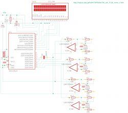 Weryfikacja schematu z HD44780 (ATTINY26)