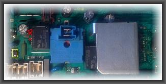 Electrolux - Electrolux EWF10470W błąd E40