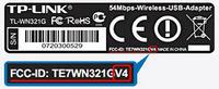 TL WN422G Sterownik obslugujacy 802.11N 150mb/s Windows XP