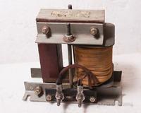 Ponar - plasomat - Transformator, cewka czy co� innego - identyfikacja?
