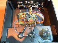 Elektroniczny przełącznik ułatwiający pomiar czasu