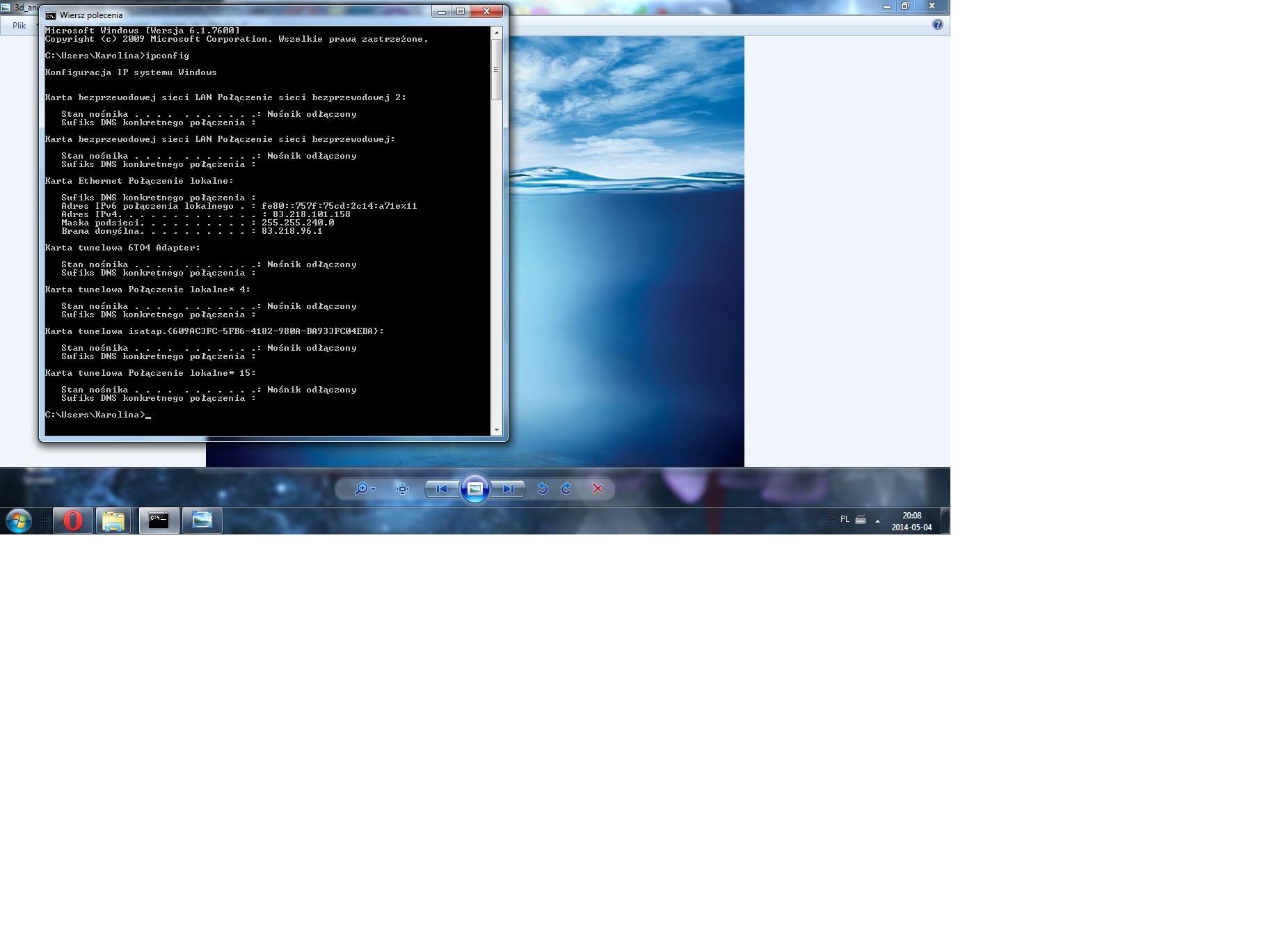 Netgear WNR1000 konfiguracja IP Ethernet