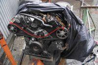 Audi A8 D3 4.2 (BFM) - Luźny pasek rozrządu pomiędzy wałkami