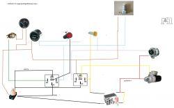 Atlas Copco XAS 60 - Regulacja obrotów silnika Deutz F2l 511