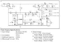 Przetwornica DC>DC 220(230) > 5V 30A