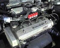 Toyota Carina E 1.6 4A-FE -silnik szarpie na LPG (sekwencja)