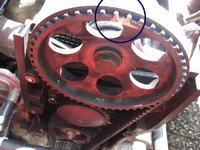Ustawienie rozrządu w Fiat Bravo 1.4 12V