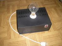 Lampa plazmowa z chłodzeniem pasywnym