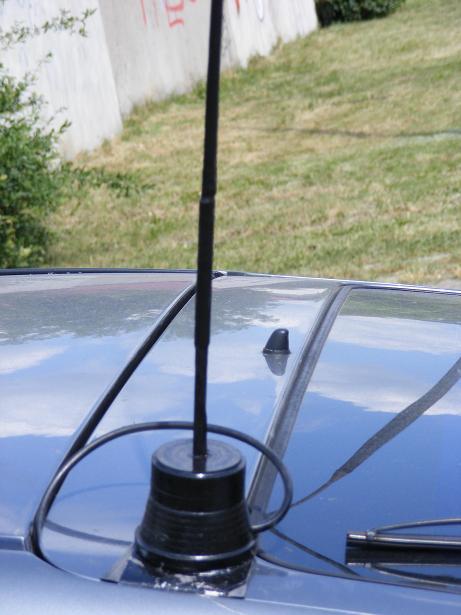 Antena CB - mobilna srednica drutu cewki
