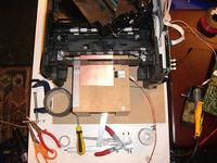 Drukowanie laserówką bezpośrednio na laminacie do PCB