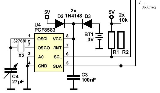PCF 8583. Problem.