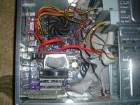 Radeon 9550 - podkręcanie
