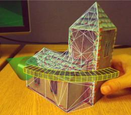 Tworzenie modeli 3D za pomocą prostej kamery internetowej