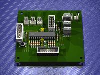 System kontroli temperatury LM 35 - ATmega8 [Fan Controller]