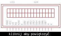 [bascom] lcd + atmega 8 - brak wyświetlania na LCD