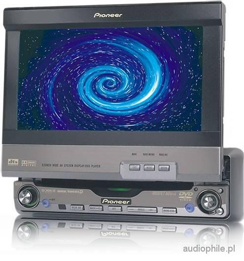 Proszę o opinie radia PIONEER AVH-P6500DVD