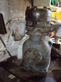 Kompresor sprężonego powietrza