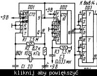Zamiennik TA5971/K176IE2. Kwarcowy stabilizator.