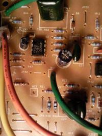 Logitech X-230 - ustawienie pasm przenoszenia dla kanałów