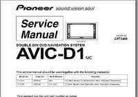 Pioneeer AVIC-F900BT tylko ekran startowy