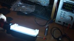 Lampa warsztatowa 700 Lumenów, COB, 20W