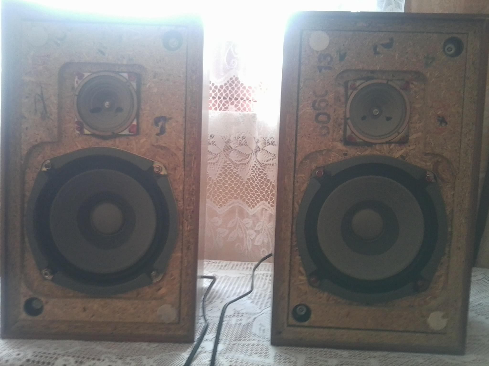 [Sprzedam] Sprzedam Gramofon-Adapter Artur GWS 110 unitra, oraz g�o�niki zgz 10