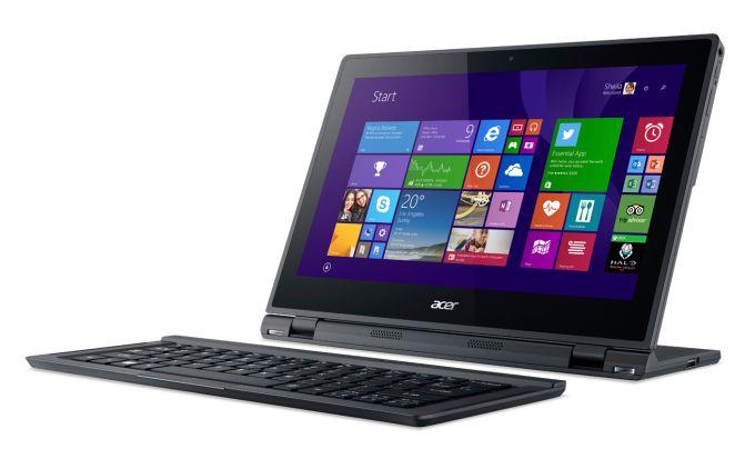 Acer Aspire Switch 12 - 12-calowy tablet z Intel Core M-FY10a i stacj� dokuj�c�.