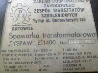 Spawarka dwufazowa - zwiększenie natężenia prądu