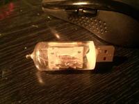 Lampowy pendrive, czyli co zrobi� ze zu�yt� lamp� elektronow� ;)