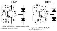 Wzmacniacz BLAUPUNKT GTA 2 - świeci się czerwona dioda PROTECT