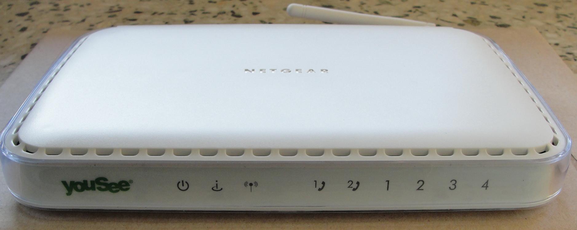 [Sprzedam] Router z WiFi na sie� kablow� Netgear CVG824G v3