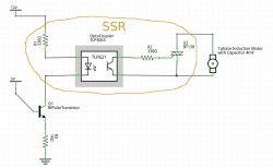 Kontrola Wentylatora Low/Mid/High, sterowana z RaspberryPI
