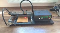Laserowy ploter CNC z DVD