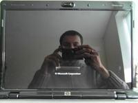hp dv-2000 pokazują się paski na ekranie i nic więcej