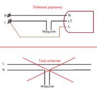 wentylator vents silentaa - jak podłączyć wentylator z higrostatem i timerem