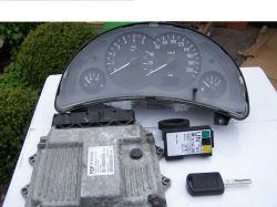 Opel Corsa C 1.2 16V 2000r - Silnik nie odpala