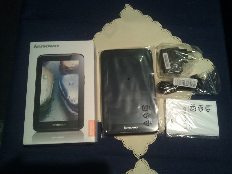 [Sprzedam] Nowy tablet Lenovo IdeaPad A1000