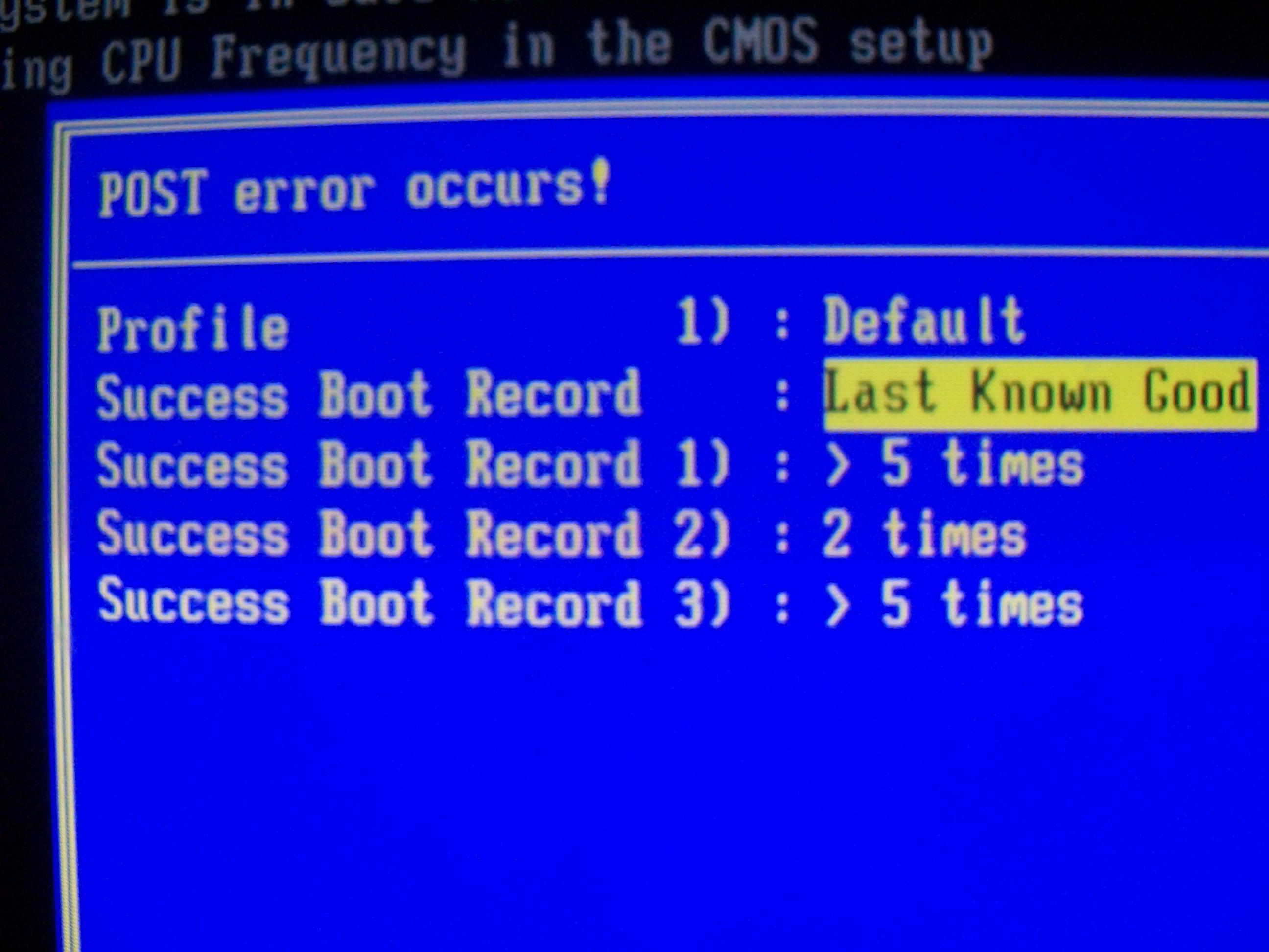Problem z OCe Amd 7550 2x2.5 Gigabyte M52L-S3P